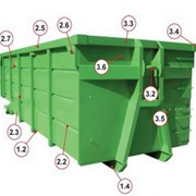 Контейнер «Премиум»; Приобрести контейнер фото