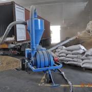 Перевалка зерновых фото