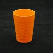 Стакан 300 мл (цв.оранжевый) 880304 фото