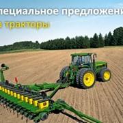 Тракторы Джондир фото