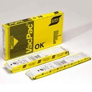 Электроды по чугуну ОК NiFe-CI-A d.3.2x350mm 1/4 VP(ранее ОК 92.58), ESAB фото