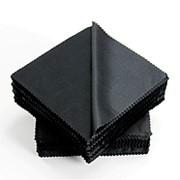 Салфетки микрофибра (100 шт) в упаковке фото