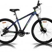29 ASPIRE LINE Biwec велосипед горный, Сине-зеленый фото
