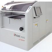 Цифровой промышленный принтер для покраски пластиковых карт и трехмерных объектов фото