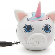 Колонка KitSound Mini Buddy Speaker Unicorn (KSNMBUNI), код 129408 фото