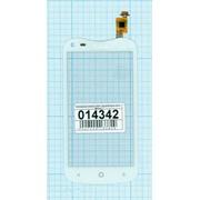 Сенсорное стекло (тачскрин) для Acer Liquid E2 Duo V370 белый, Диагональ 4.5 фото