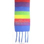Мужские, женские шарфы фото