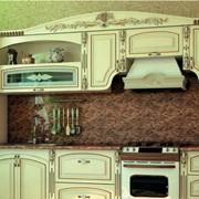 Кухонный гарнитур Ясмина-390 ваниль фото