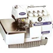 Стачивающе-обметочная швейная машина Gemsy GEM 757 G фото