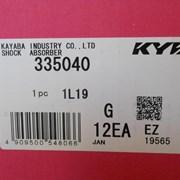 Амортизаторы передние Toyota RAV-4 II / Chery Tiggo - KYB 335040 / 335041 фото