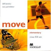 William Bowler Move Elementary: Class Audio CD фото
