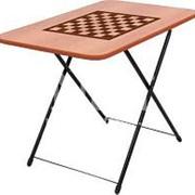 Стол туриста игровой (шахматы) ТСТИ фото