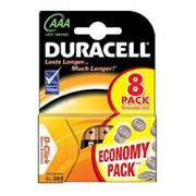 Батарейка Duracell NH АА Basic пальчиковая 8шт. /12/ фото