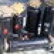 Гидроцилиндр подъема прицепа (сельхозник 3-х штоковый) 8 т фото