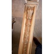 Реставрация элементов антикварной деревянной мебели фото