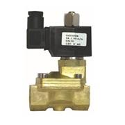 Клапан электромагнитный (соленоидный) латунный/чугунный DENDOR Ду15-150 фото