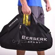 Сумка рюкзак LEGACY BERSERK black фото