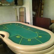 Аренда покерных столов фото