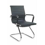 Кресло компьютерное Halmar PRESTIGE SKID (черный) фото