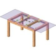 Раздвижная система для столов SMR фото