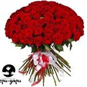 """Обворожительный букет """"101 роза"""" фото"""
