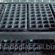 Гидропонная система Стеллаж с ячейками фото