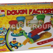 Пластелин в коробке Happy dough уточка, цепленок фото