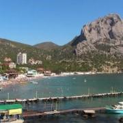 Бархатный сезон в Крыму фото