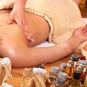 Египетский массаж эфирными маслами фото