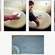 Реставрация ванн жидким акрилом, наливная ванна Стакрил фото