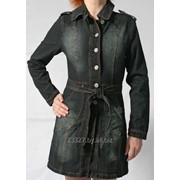 Платье джинсовое Арт S70270 фото