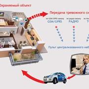 Охранный мониторинг, внедрение и эксплуатация технических средств охраны и систем безопасности фото