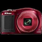 Фотоаппарат Nikon Coolpix L620 красный фото