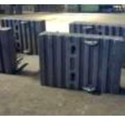 Термоблоки для диагностики состояния футеровки шахты доменной печи. фото
