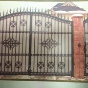 Ворота А00896 фото