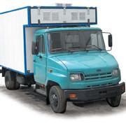Фургон для перевозки инкубационных яиц и птицы фото