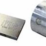 Стальные клише- для тампонной печати, изготовленные методом лазерной гравировки фото