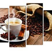Модульна картина Чашка кави фото