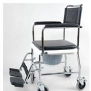 Кресло-каталка инвалидная с туалетом фото