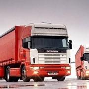 Перевозки грузов международные фото