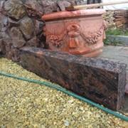Изделия из гранитного камня от производителя. Коростышев фото