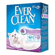 Ever Clean Lavender комкующийся наполнитель с ароматом лаванды для кошек (10л) фото