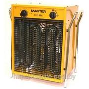 Тепловая пушка электрическая (тепловентилятор) Master B 15 EPВ 380V фото