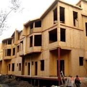 Таунхаус. Каркасно-панельное домостроение фото