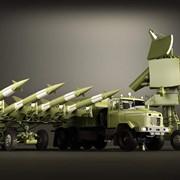 Модернизированный зенитный ракетный комплекс С-125-2Д («Печора-2Д») фото