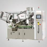 Тубонаполнительное Оборудование RGDF-120B Двухдозаторная машина для наполнения и запайки алюминиевых туб фото