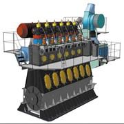 Втулка выпускного клапана ДКРН 50/160-4. Комплектующие к судовым двигателям фото