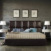 Кровать двухспальная Амбиенте фото