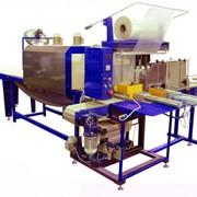 Термоусадочное оборудование для групповой упаковки фото