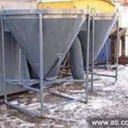 Бункер бетонной массы фото